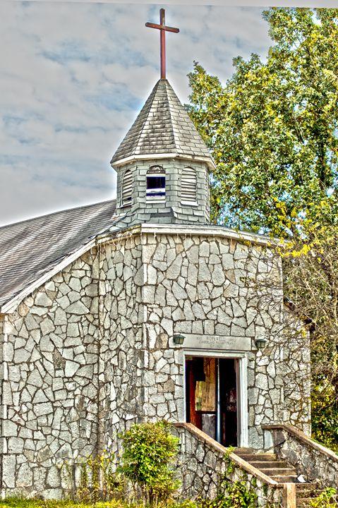 Stone Church - Persinger Creations