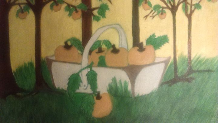 """The Orchard"" - Cynthia L. Thompson"