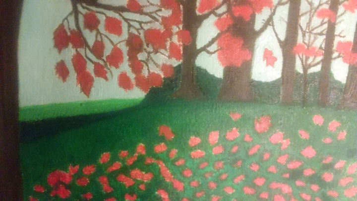 Autumn - Cynthia L. Thompson