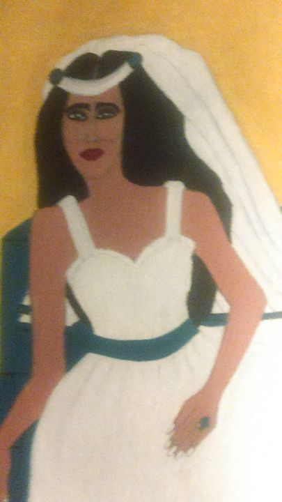 """ The Bride"" - Cynthia L. Thompson"