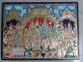 Tanjore Paintings
