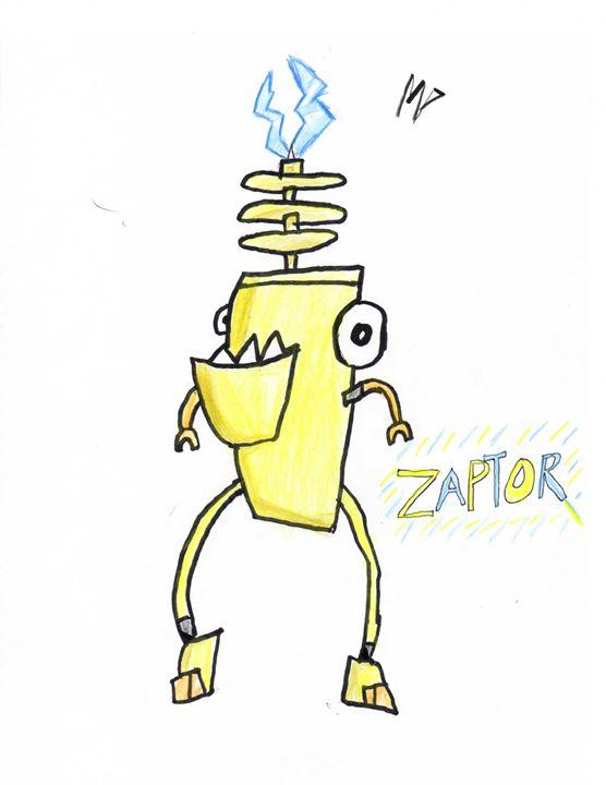 Zaptor - Kids Drawings