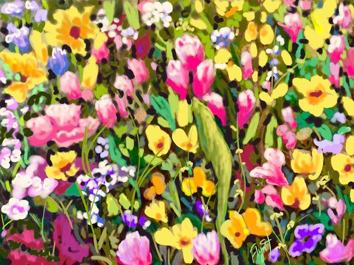 Springtime - Sheila Flynt