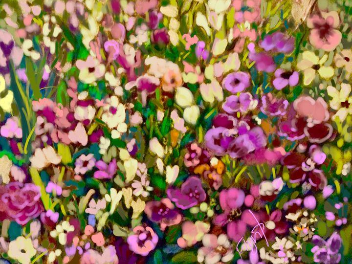 Sheila's Garden02 - Sheila Flynt