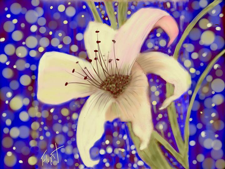Daylily I - Sheila Flynt