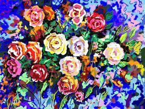 Rose Impression 4708
