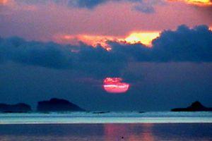 Sunrise Near Mokes