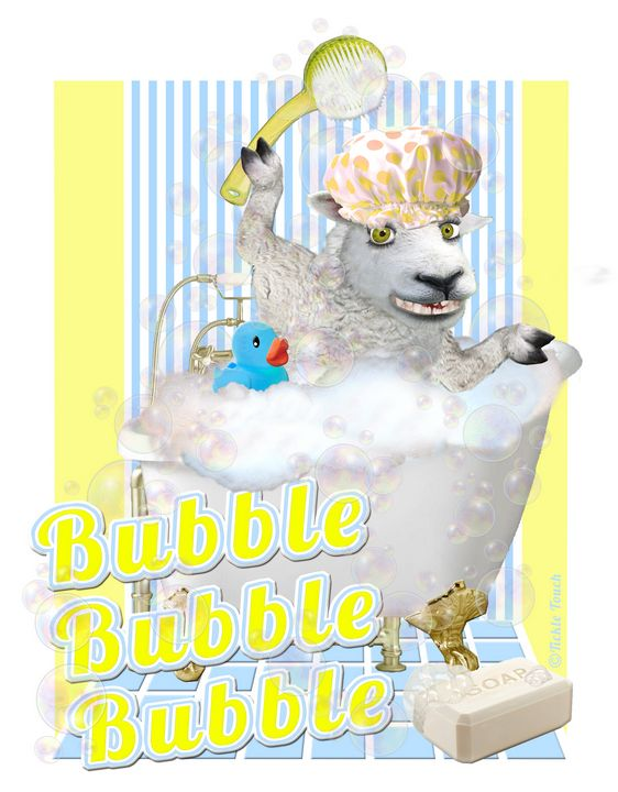 Bubble Bubble Bubble - Tickle Touch