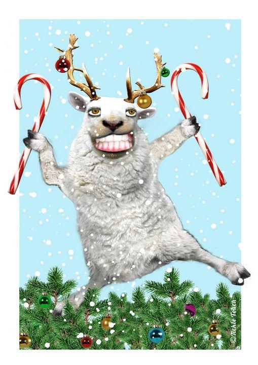 Festive Fleece - Tickle Touch