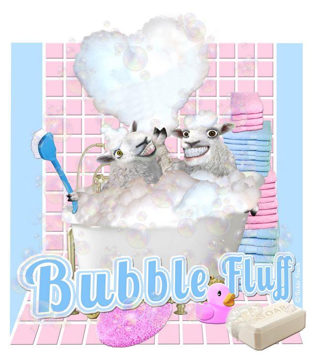 Bubble Fluff Love - Tickle Touch