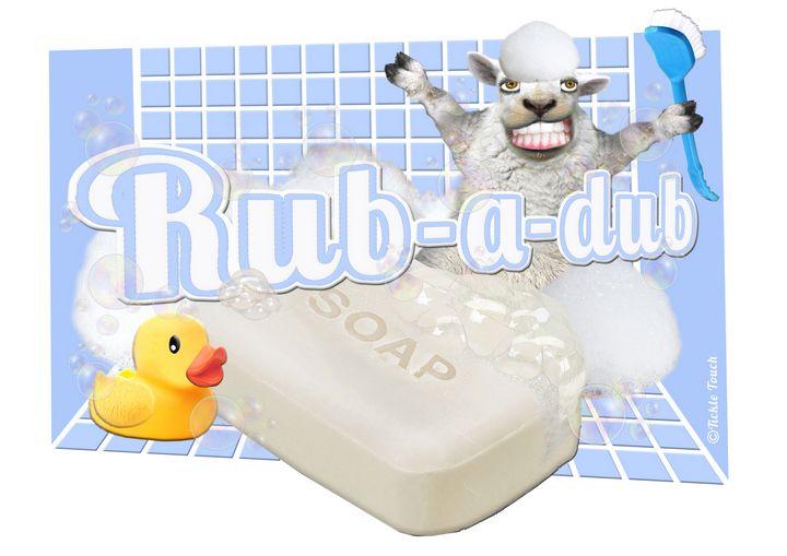 Rub-a-Dub - Tickle Touch