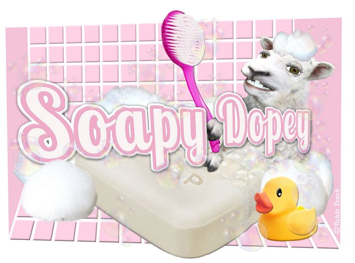 Soapy Dopey - Tickle Touch