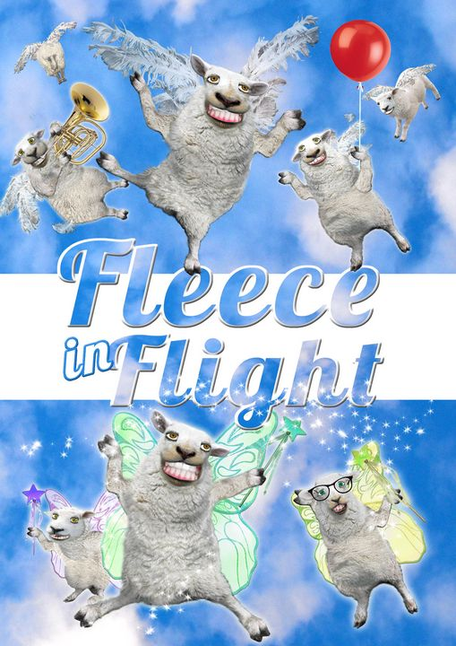 FLEECE IN FLIGHT - Tickle Touch