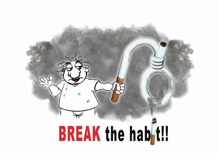 Break the Habit! - Tickle Touch