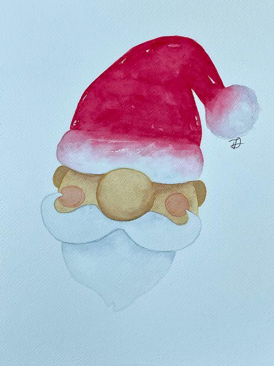 Santa #1 - T Art