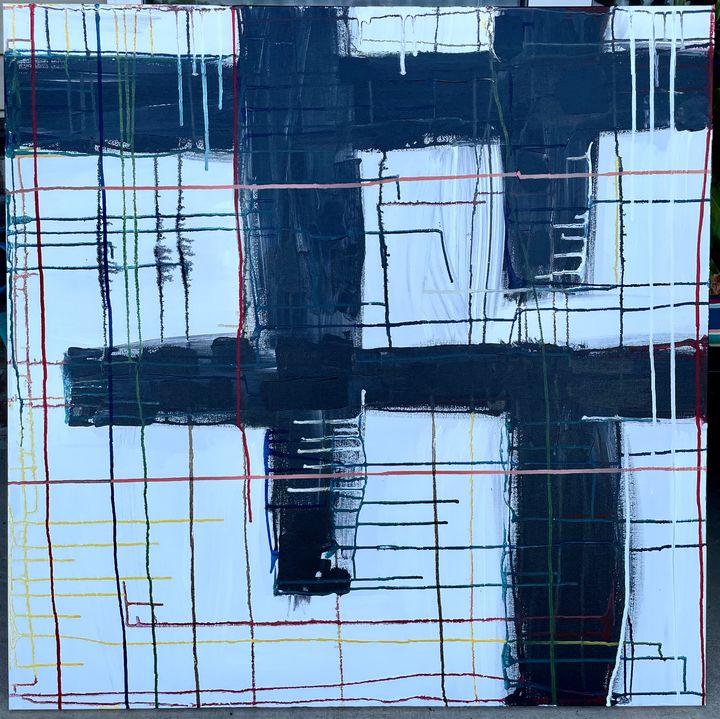 Not Lines - T Art