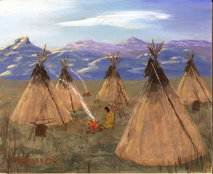 The Village - John W Fuller