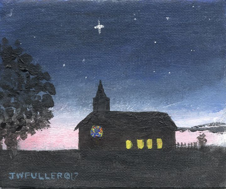 Prayful Night - John W Fuller
