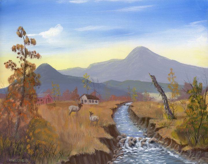 Elk Valley - John W Fuller