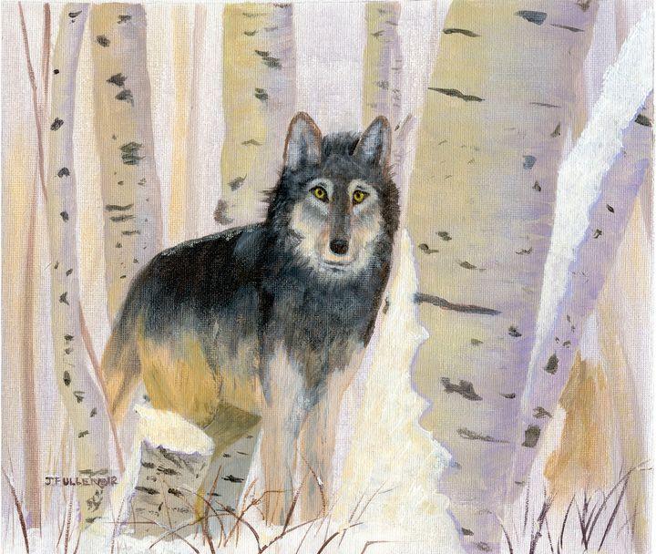 Wolf - John W Fuller