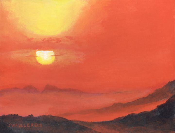 Dry as dust - John W Fuller