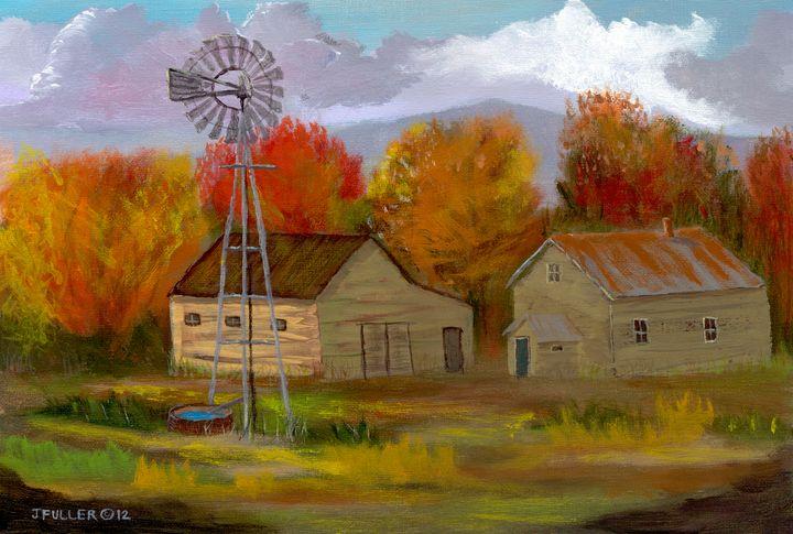 The Homestead - John W Fuller