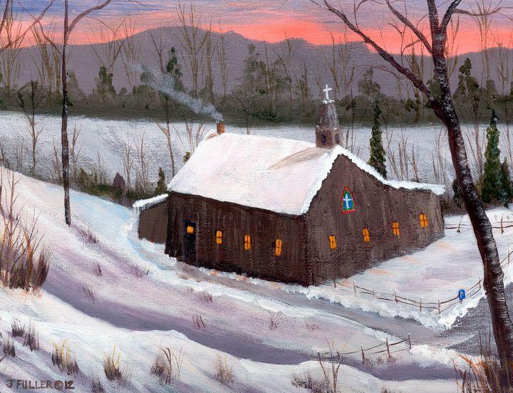 Evening Service - John W Fuller