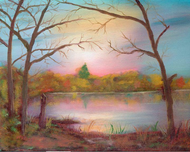 Lily Pad Lake - John W Fuller