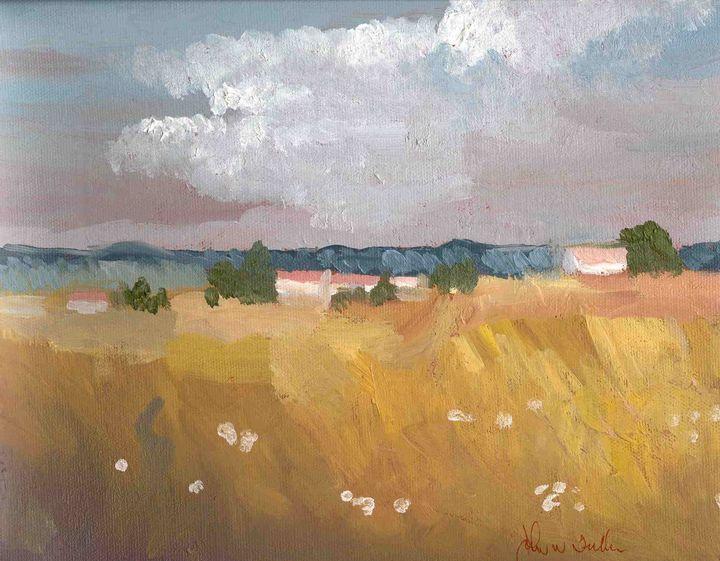 Field Impressions - A Study - John W Fuller