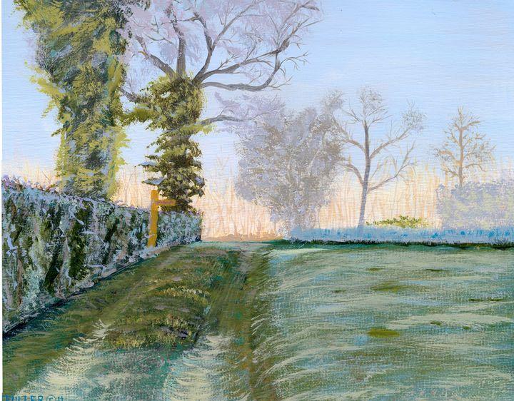 English Morning - John W Fuller