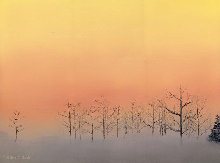 Foggy Morn - John W Fuller