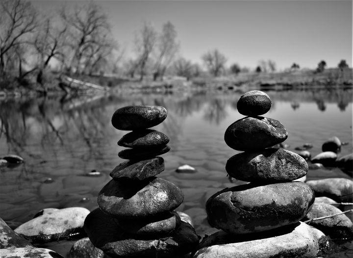 stony lake - C.E-GODWIN