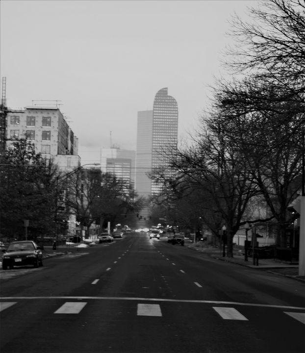 MORNING CITY - C.E-GODWIN