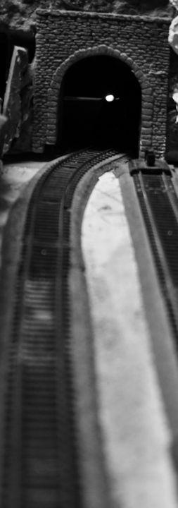 The Train - C.E-GODWIN