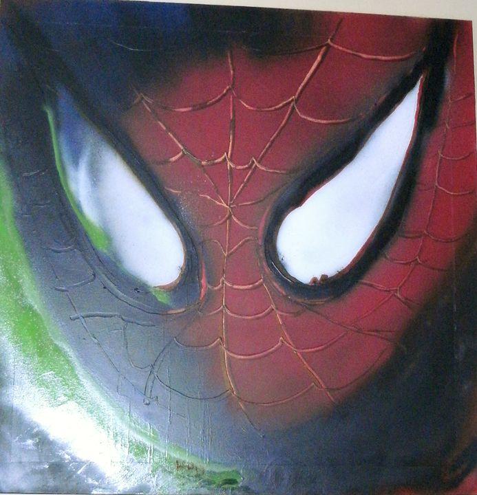 spider - Colin lewis