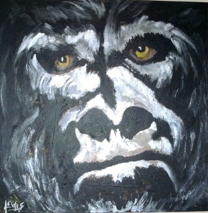 kong - Colin lewis
