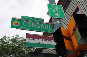 Consaul Corner