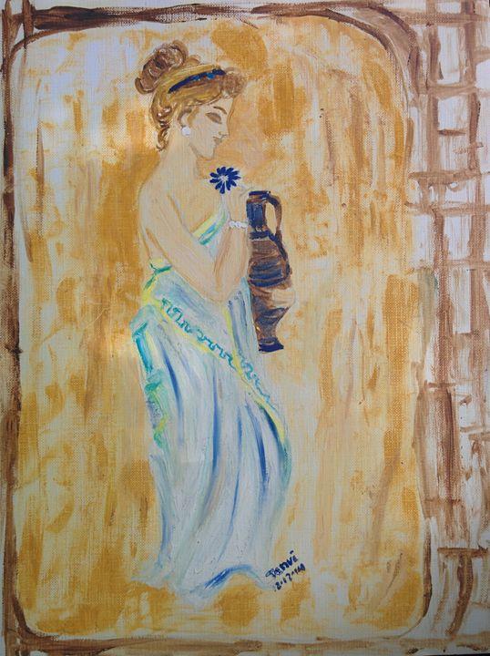 Grecian charm - MajesticElixir