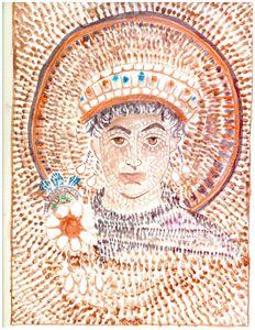 Emperor Justinian of Byzantine