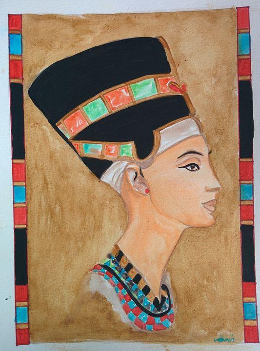 Nefertiti - MajesticElixir
