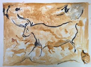 Lascaux (France) Cave art