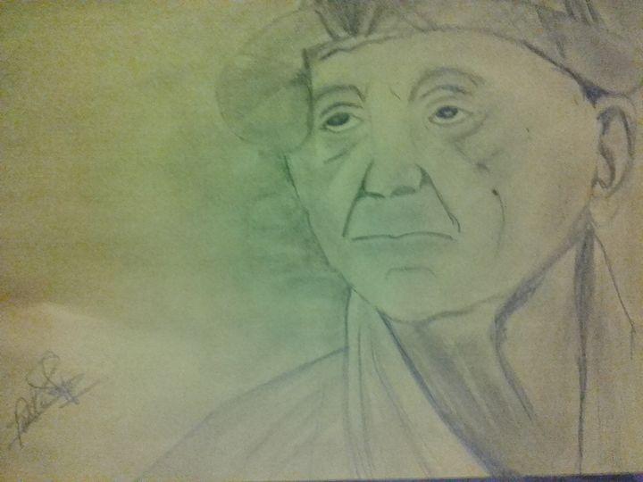 The Old Man - Upeksha Habarakada