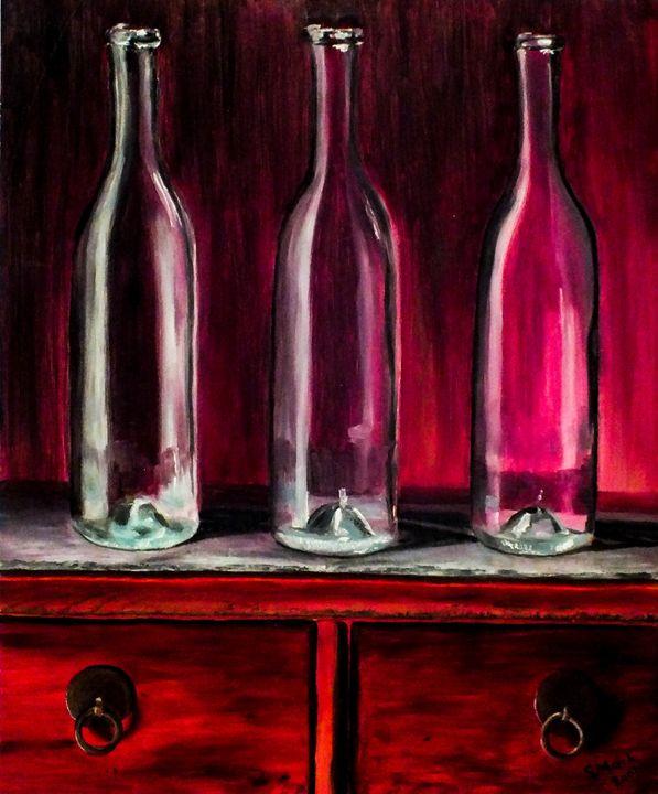 Wine Bottles - Molik