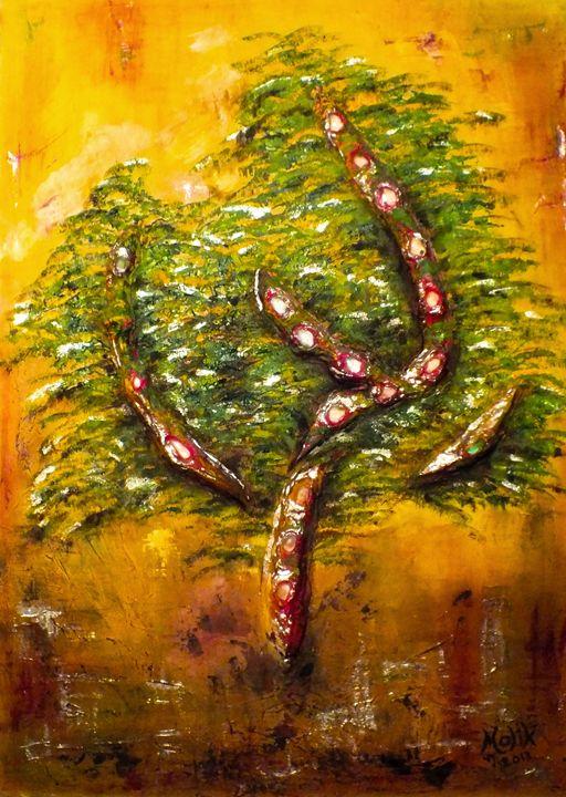 Spine Tree - Molik
