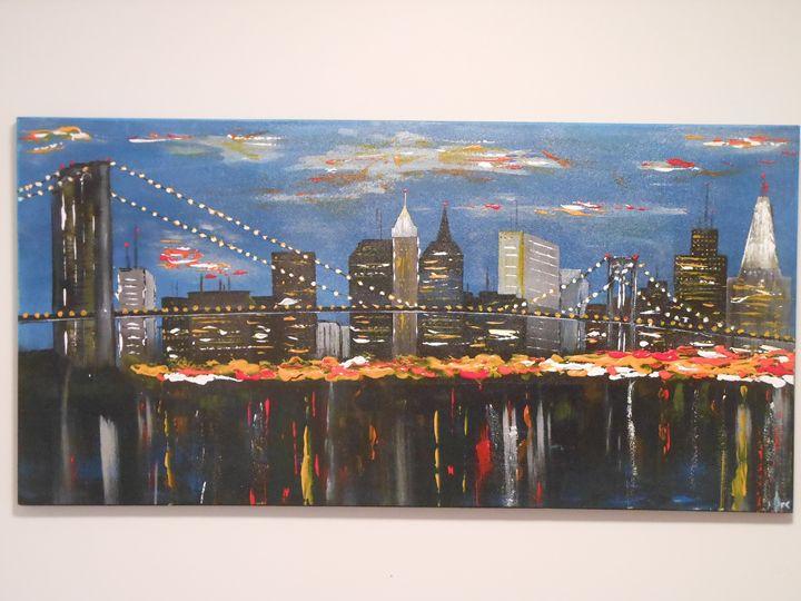 Brooklyn - David Carter