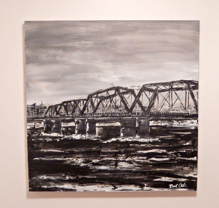 Bridge over the Hudson - David Carter