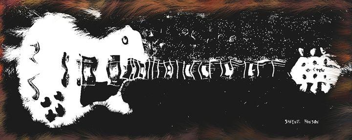 """""""Black & White"""" - Shayne's Art"""