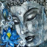 Original painting - Buddha