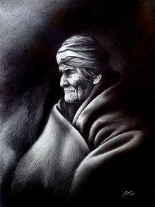 Portrait of Gronimo