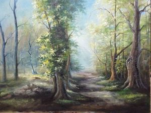 The Path in the Forest